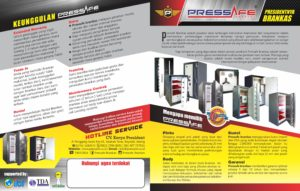 katalog brosur print A
